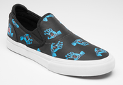 EMERICA WINO G6 SLIP-ON X SANTA CRUZ Mens Size 8 Blue/Black/White