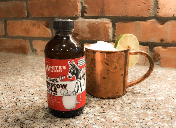 White's Elixirs Cocktail Mix