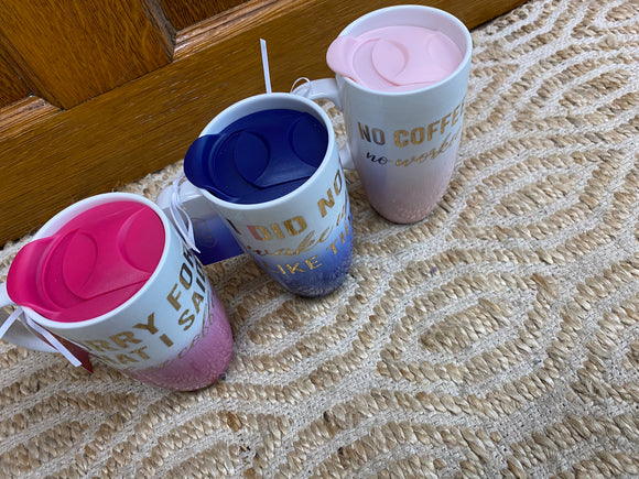 Ombre Coffee Mugs