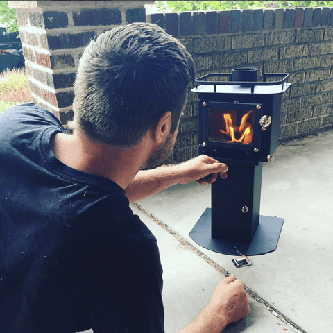 A Guide: How to Properly Operate a Mini Wood Stove