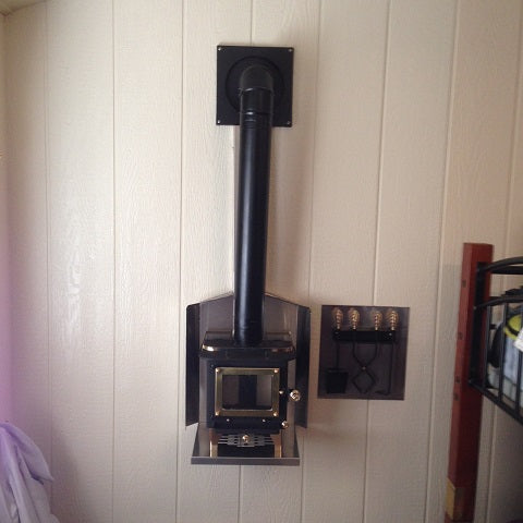 Gallery - Cubic Mini Wood Stoves - Gallery