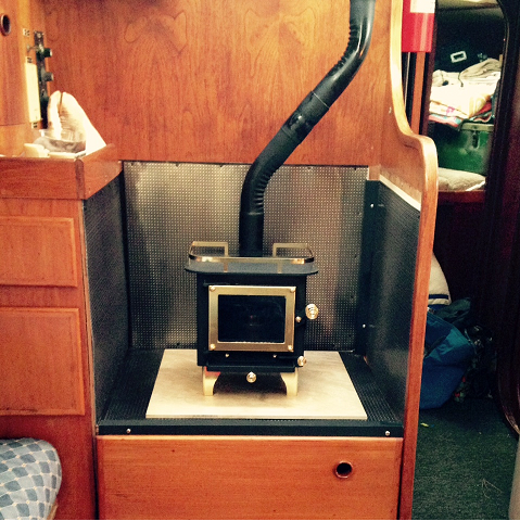 Cubic Mini Wood Stoves Gallery