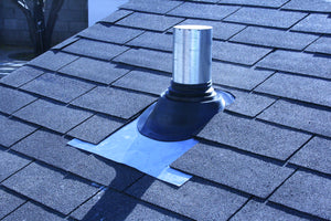 CB-6001-SR Shingled Roof Exit Kit