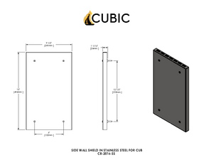 CB-2016-SS Side Shield (Cub)