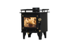 Load image into Gallery viewer, CB-1008 CUB Cubic Mini Wood Stove