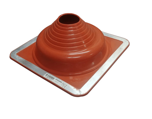 CB-DFE204RE High Temperature Boot Flashing (Metal Roof)