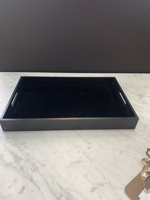 Brand New!! Black Tray