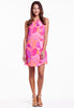 LYNDA DRESS - SHAPES PRINT