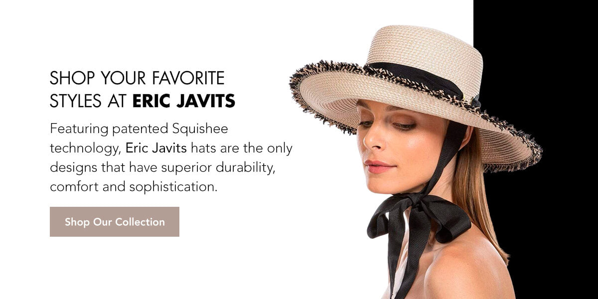 Shop Your Favorite Styles at Eric Javits