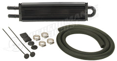 DERALE 13 INCH COPPER/ALUMINIUM POWER STEERING OIL COOLER KIT 13200 HOLDEN FORD