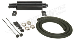 DERALE 8 INCH COPPER/ALUMINIUM POWER STEERING OIL COOLER KIT 13210 HOLDEN FORD