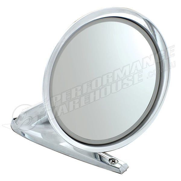 1964.5-1966 FORD MUSTANG STANDARD EXTERIOR MIRROR KIT CHROME EACH