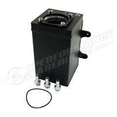 SINGLE SUBMERGED BILLET SURGE TANK FOR BOSCH 044 FUEL PUMP
