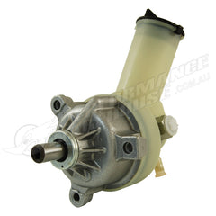 CAL CUSTOM FORD STYLE POWER STEERING PUMP W/RESERVOIR FALCON MUSTANG