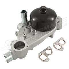GM (CAR NOT TRUCK) LS ALUMINIUM WATER PUMP WITH PULLEY