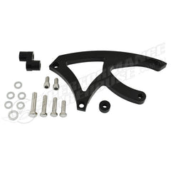 FORD CLEVELAND 302 351 BLACK BILLET ALUMINIUM POWER STEERING BRACKET