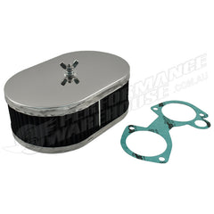40 & 45 DCOE WEBER CARBURETTOR 63MM SPORTS AIR FILTER ASSEMBLY
