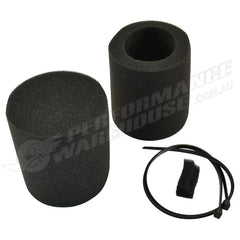 40 DCOE WEBER CARBURETTOR 85MM X 90MM FOAM SOCK AIR FILTER KIT