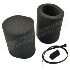 45 DCOE WEBER CARBURETTOR 95MM X 115MM FOAM SOCK AIR FILTER KIT