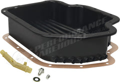 DERALE TRANSMISSION COOLING PAN GM TH-400 DEEP 14202