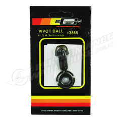 "MR. GASKET ADJUSTABLE CLUTCH FORK PIVOT BALL WITH 7/16"" - 20 THREADS"