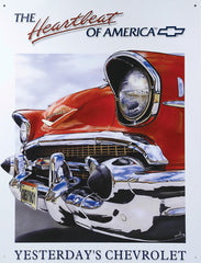 Chevy - Heart of America