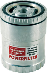 "POWER FILTER OIL FILTER HOLDEN MEDIUM HOUSING 13/16"" - 16UNF, 45 MICRON"
