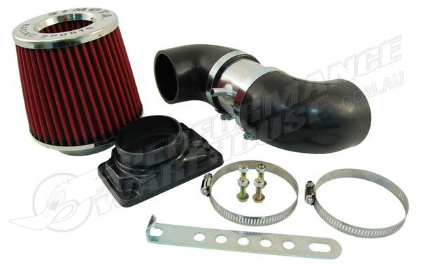 SIMOTA SUPERFLOW AIR INTAKE SYSTEM MITSUBISHI LANCER 1.6L 1992-1995