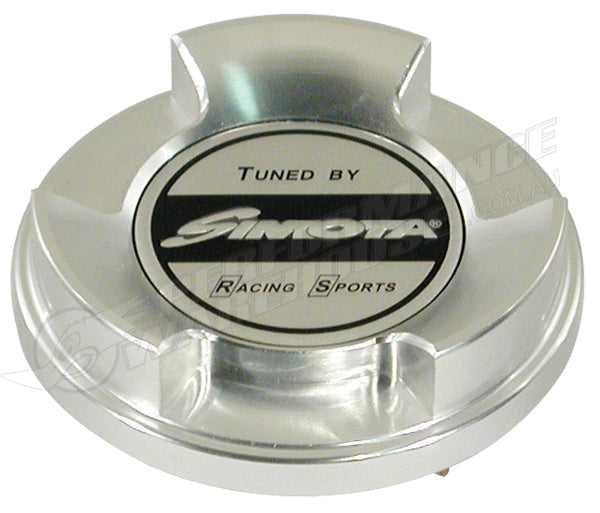 SIMOTA RACING MITSUBISHI BILLET CHROME ALUMINIUM OIL CAP
