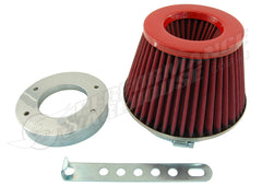 SIMOTA POWER STACK AIR FILTER KIT SUBARU IMPREZA WRX 1997 RED TOP FILTER