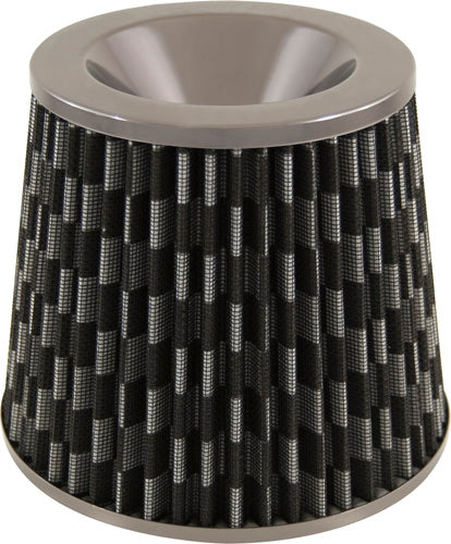 TAKASHI ICEMAN SERIES POD FILTER AIR FILTER SILVER TOP CARBON LOOK FILTER 76mm