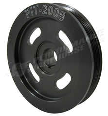 ALUMINIUM CRANK PULLEY HONDA JAZZ 2008 ON