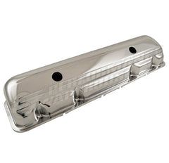 CHRYSLER SLANT 6 CYLINDER 170 198 225 CHROME STEEL VALVE COVER