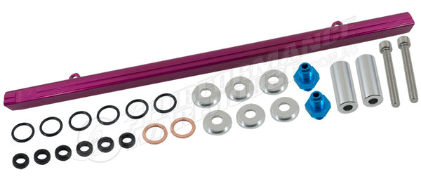 TAKASHI NISSAN ECR33 HIGH PERFORMANCE FUEL RAIL UPGRADE KIT