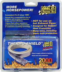 THERMO-TEC THERMO-SHIELD 1-1/2 IN. WIDE x 15 FT ROLL 14002