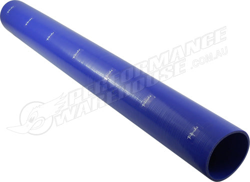 "TAKASHI BLUE SILICONE HOSE STRAIGHT LENGTH 4"" (101mm) AIR INTAKE TURBO"