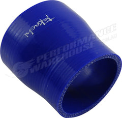 "TAKASHI BLUE STRAIGHT SILICONE HOSE REDUCER 2¾"" TO 2-3/8""  (70-60mm) AIR INTAKE"