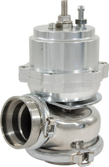 WASTEGATE 50mm PISTON SILVER AL606I TOP 304 STAINLESS STEEL BASE