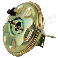 "ZINC 11"" SINGLE DIAPHRAGM POWER BRAKE BOOSTER, DELCO OEM STYLE 1967-74"