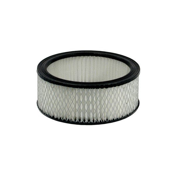 "REPLACEMENT AIR FILTER PAPER ELEMENT 6-3/8"" ROUND"