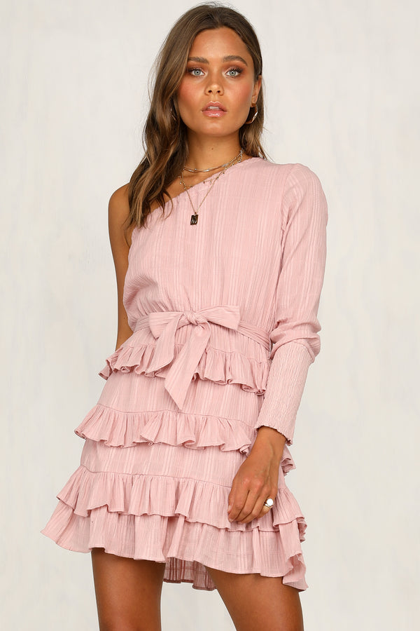 Practical Magic Dress (Pink)