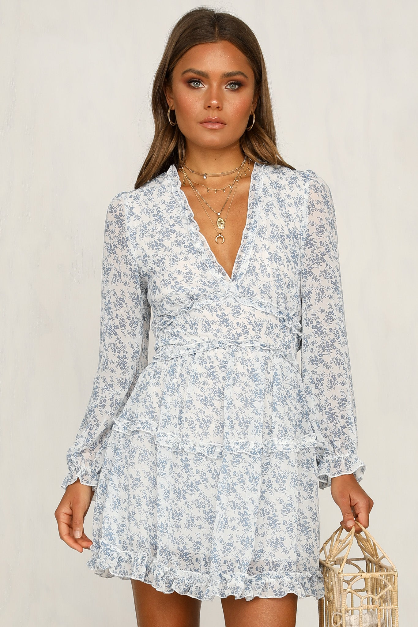 Cloud Break Dress