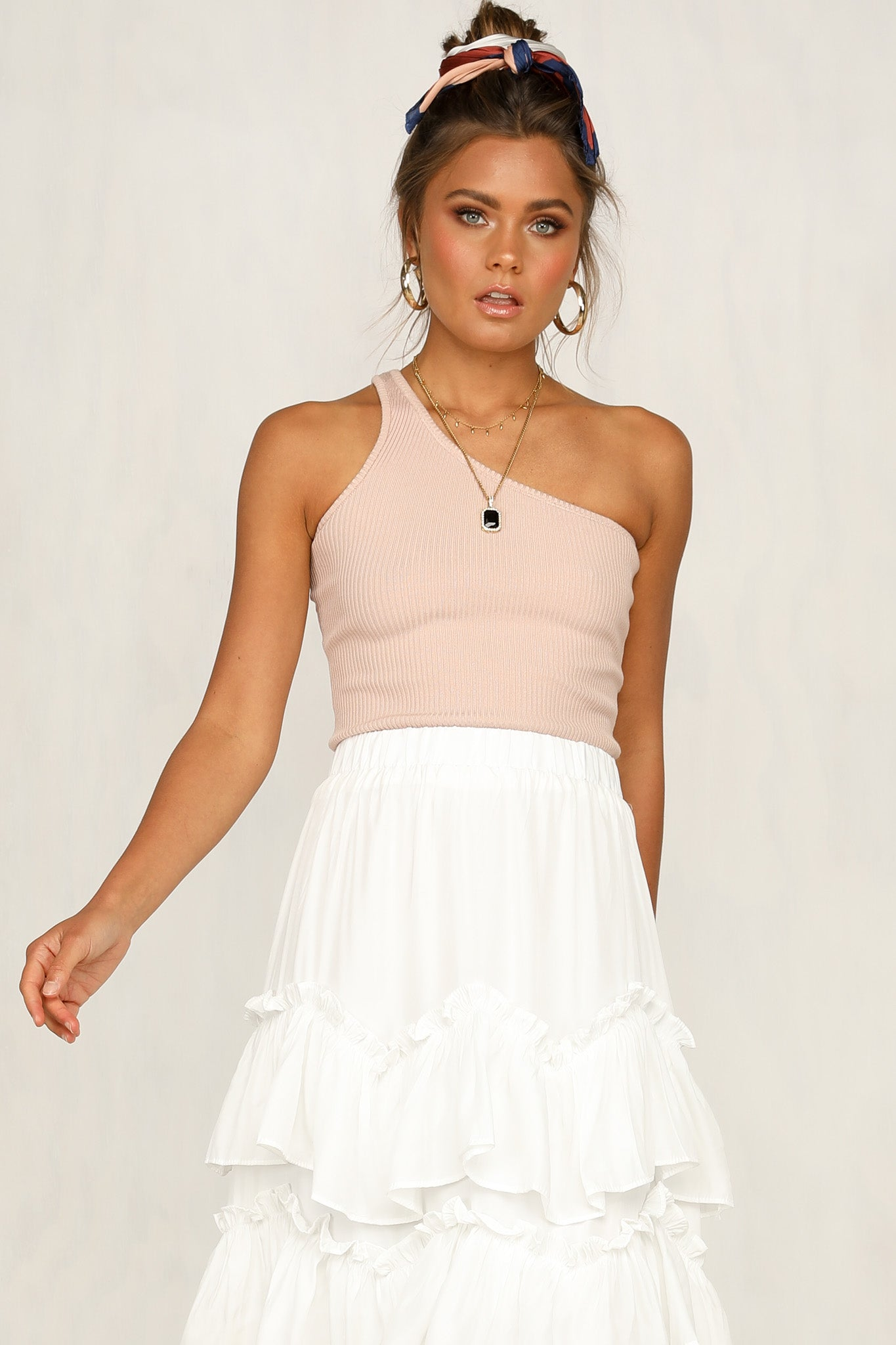 Dancing Til Dawn Top (Blush)