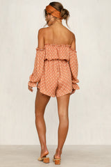 Melo Night Playsuit