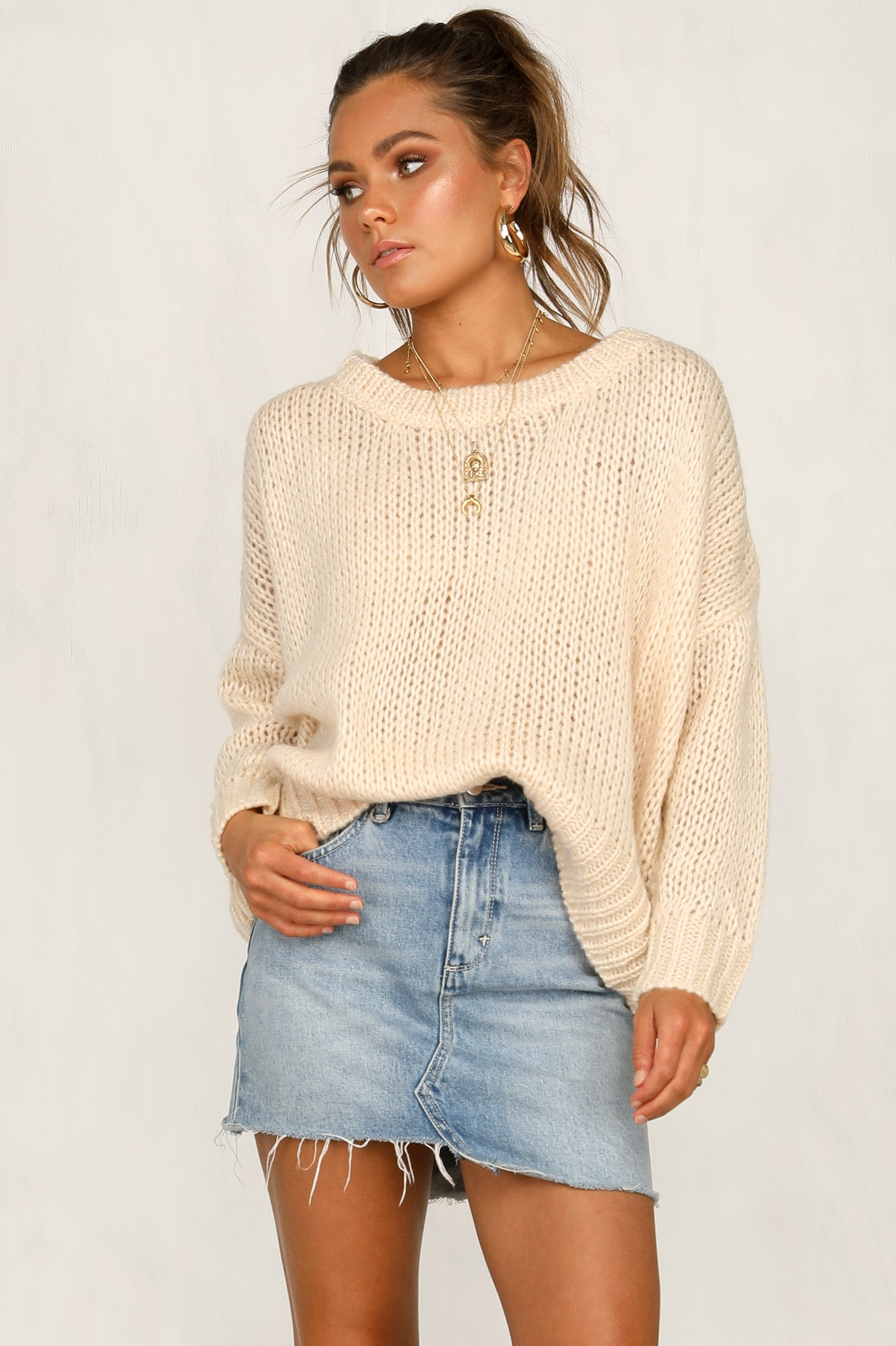 Low Down Knit