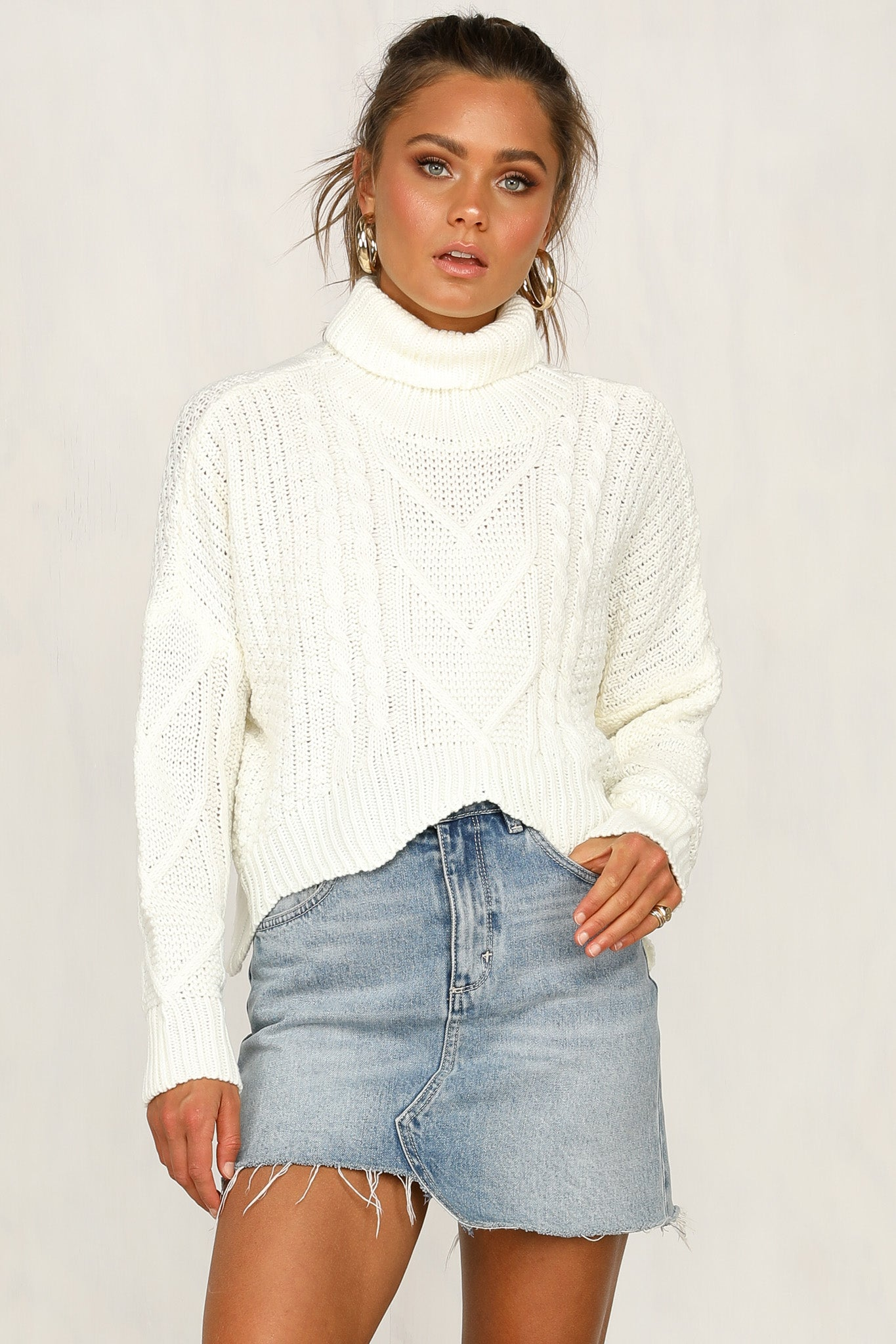 Shed The Light Knit