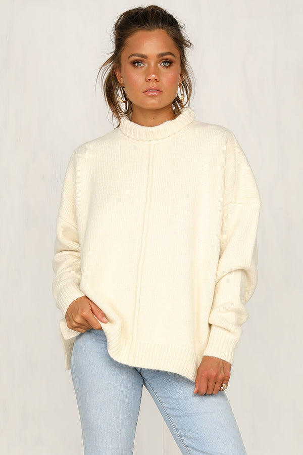Likewise Knit (Cream)