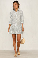 Thriving Shirt Dress
