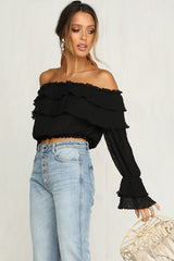 Minka Top (Black)