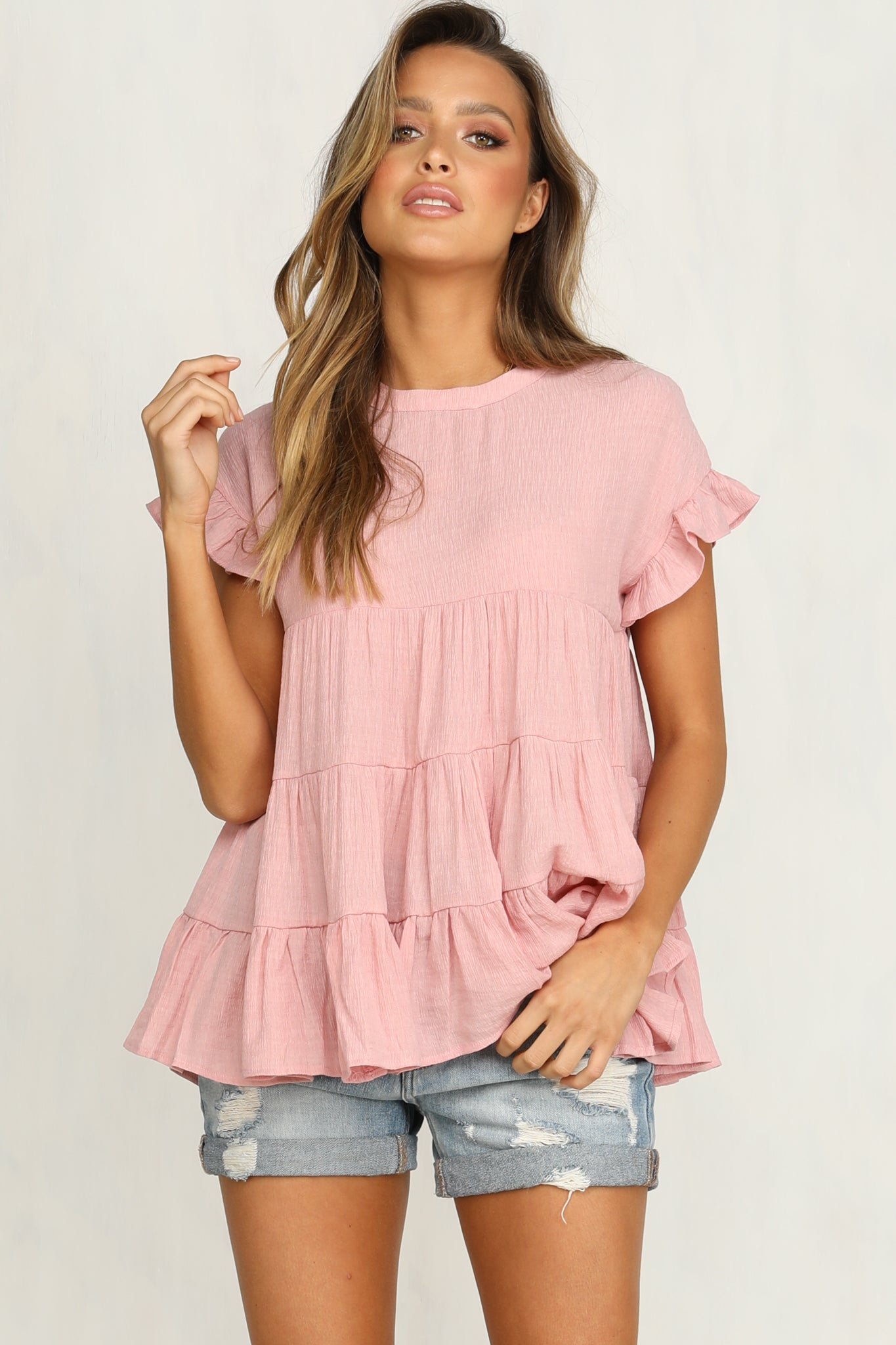 Best Of Me Top (Pink)